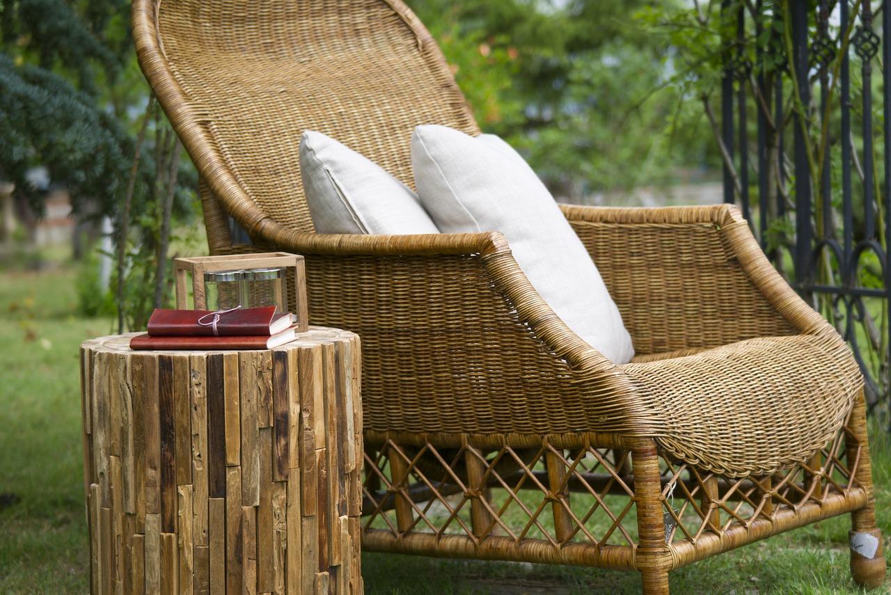 467bd8acedf5 Ratanový nábytok je praktický i esteticky zaujímavý